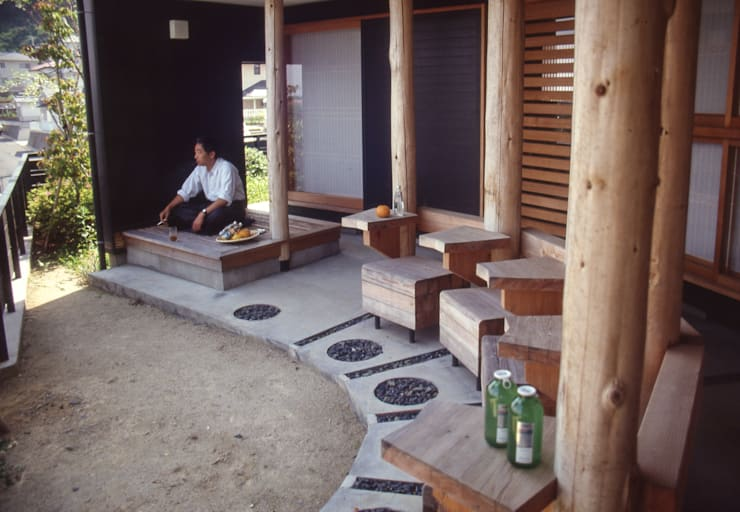 eclectic Garden by (株)独楽蔵 KOMAGURA