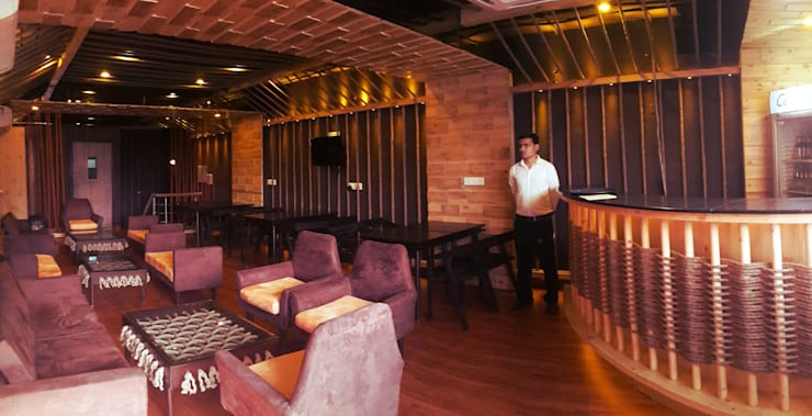 Restaurant:  Dining room by Ingenious