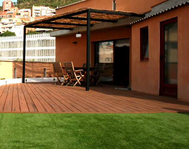 Patios & Decks by ecojardí