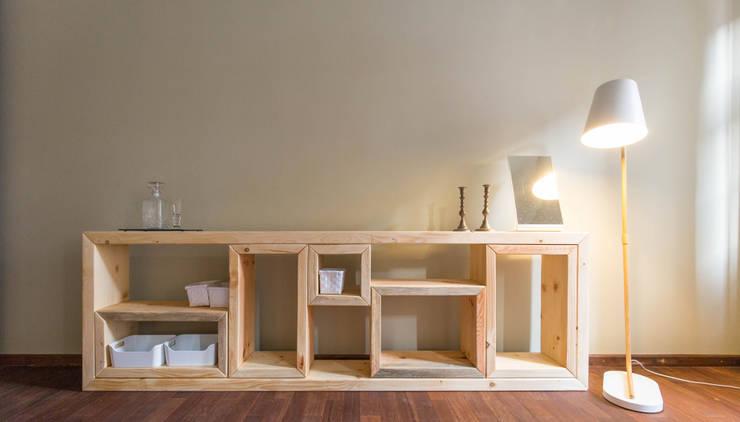 Bedroom by woodboom