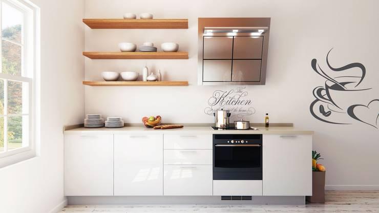 Barış Tuma İç Mimarlık ve Dekorasyon – Mini Mutfak: minimalist tarz , Minimalist Ahşap Ahşap rengi