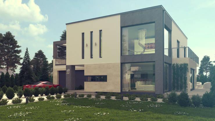 Дома в . Автор – uArchitekta