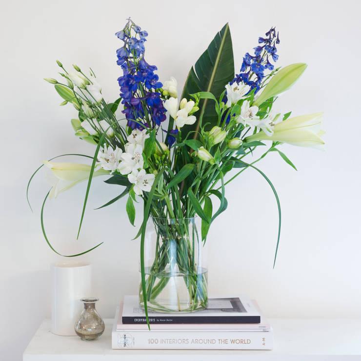 stilvolle blumenstr u e von bloomy days auch als einzelbestellung by bloomy days gmbh homify. Black Bedroom Furniture Sets. Home Design Ideas