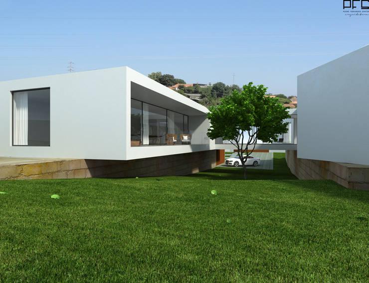 CASA RF_VILA DO CONDE_2011: Casas  por PFS-arquitectura