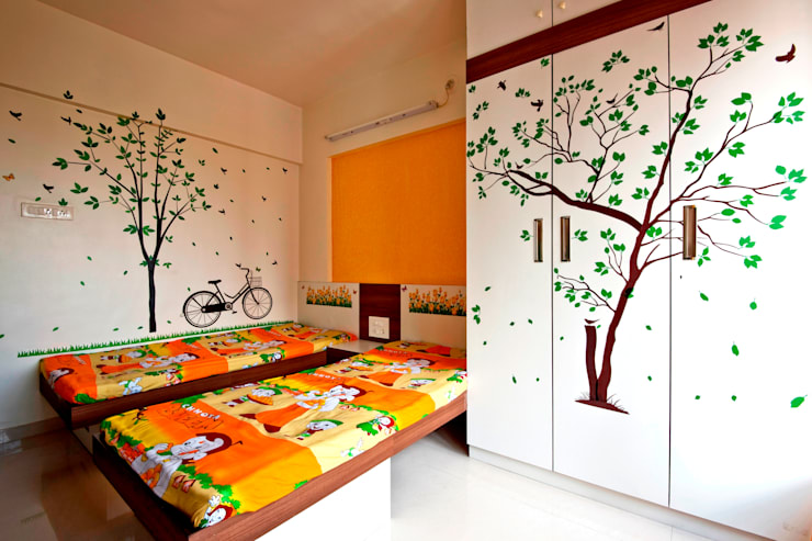Childrens Bedroom design :  Bedroom by Dreams