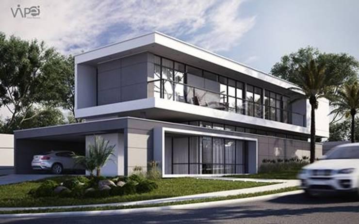 Projekty,  Domy zaprojektowane przez inghjgbh