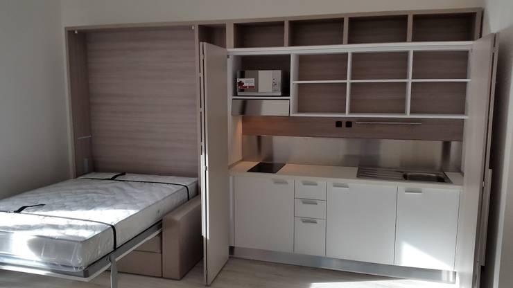 Küche von SIZEDESIGN SMART KITCHENS & LIVING