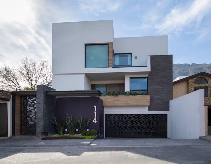 17 dise os de techos que har n lucir tu fachada for Fachada de casas modernas con tejas