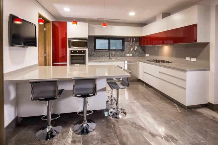 مطبخ تنفيذ URBN