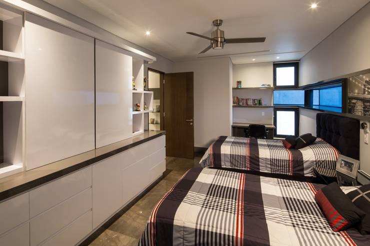 Dormitorios infantiles  de estilo  por URBN