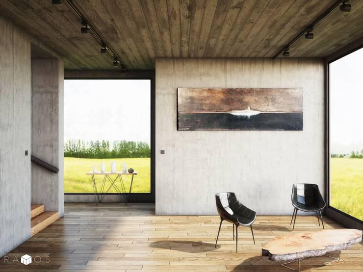 Vista lobby:  de estilo  por MRamos