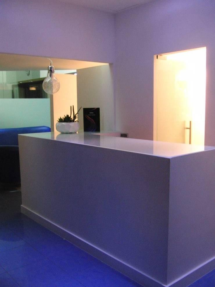 Interior da loja:   por Judite Barbosa Arquitetura