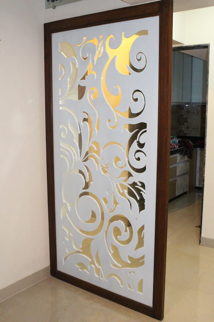 MDF PARTITION: asian  by VUE DESIGN,Asian