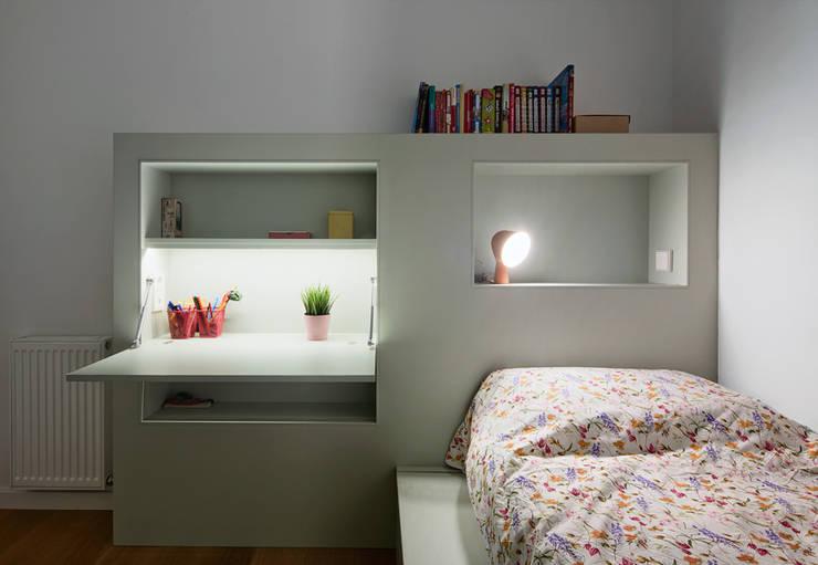 ห้องนอนเด็ก by BONBA studio