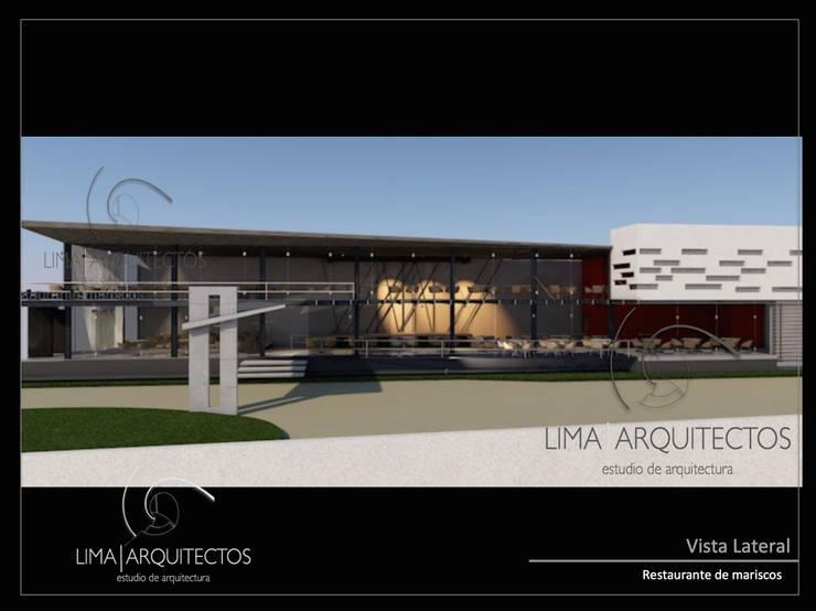 Дома в . Автор – Lima Arquitectos,