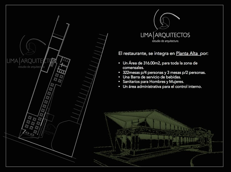 Houses by Lima Arquitectos,