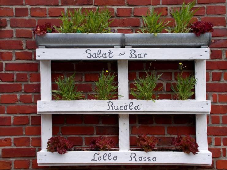 Salat Bar Aus Paletten By Wohnausstatter Homify