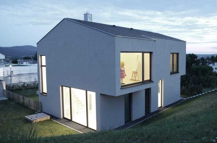 moderne Huizen door Schiller Architektur BDA