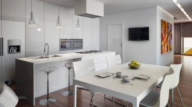 Cozinha:   por Judite Barbosa Arquitetura