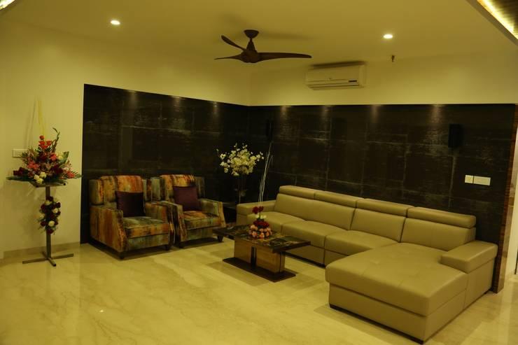 Living room :  Living room by Studio Stimulus