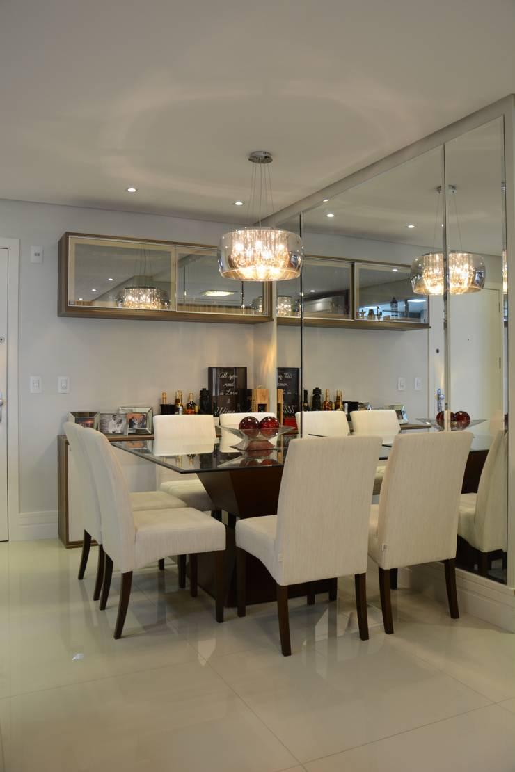 Ruang Makan oleh Expace - espaços e experiências, Modern