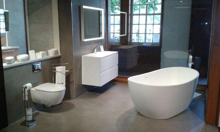 Showroom - Lange & Typky KG - DE:  Badezimmer von Copenhagen Bath