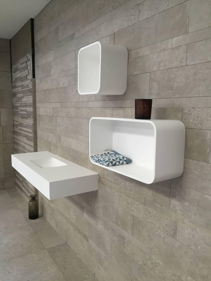 Showroom - Banio - DK:  Badezimmer von Copenhagen Bath