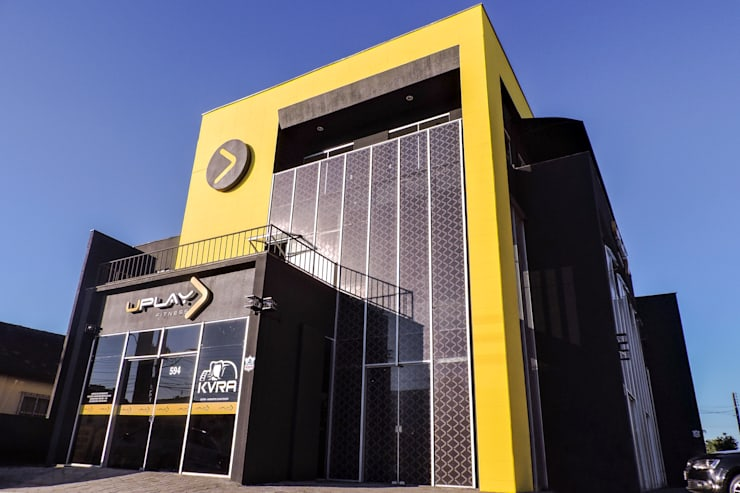 Imóvel Comercial PG: Casas  por Cecyn Arquitetura + Design