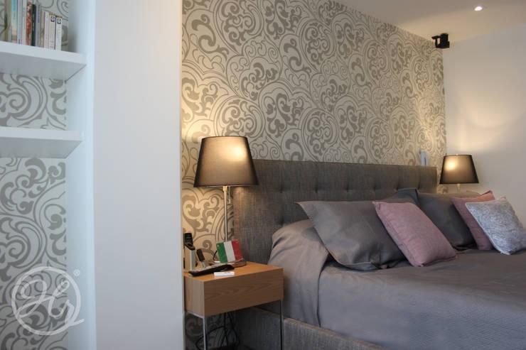 Cuartos de estilo  por Home Reface - Diseño Interior CDMX