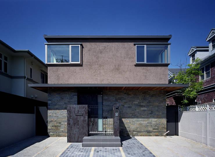 Casas de estilo moderno por 株式会社西田順紀アトリエ