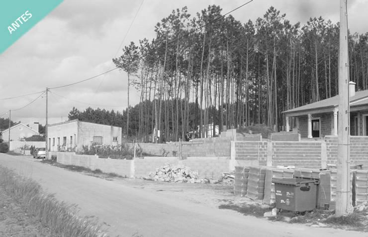 Casa de Carvide:   por OFICINA - COLECTIVO DE IDEIAS, LDA