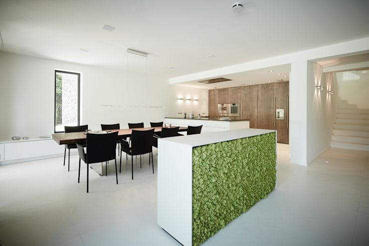 Cocinas de estilo  por Bauer Schranksysteme GmbH