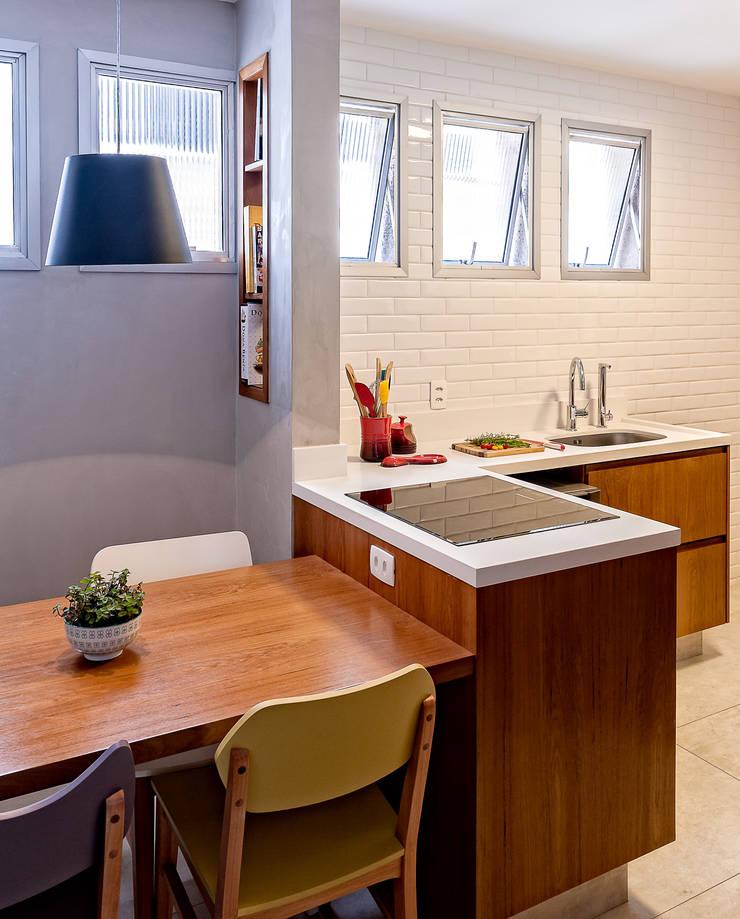 Cuisine moderne par Ambienta Arquitetura Moderne