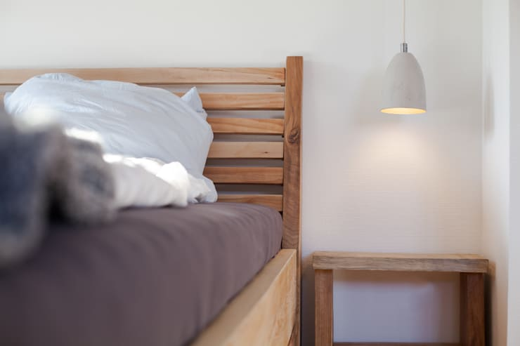 Camera da letto in stile  di woodboom