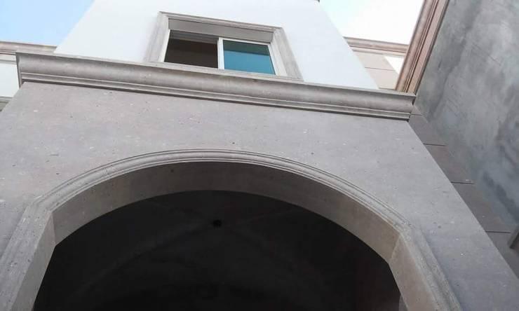 Residencia C&C: Casas de estilo  por DIIA