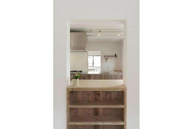 古江西の家Ⅰ: SWITCH&Co.が手掛けたキッチンです。
