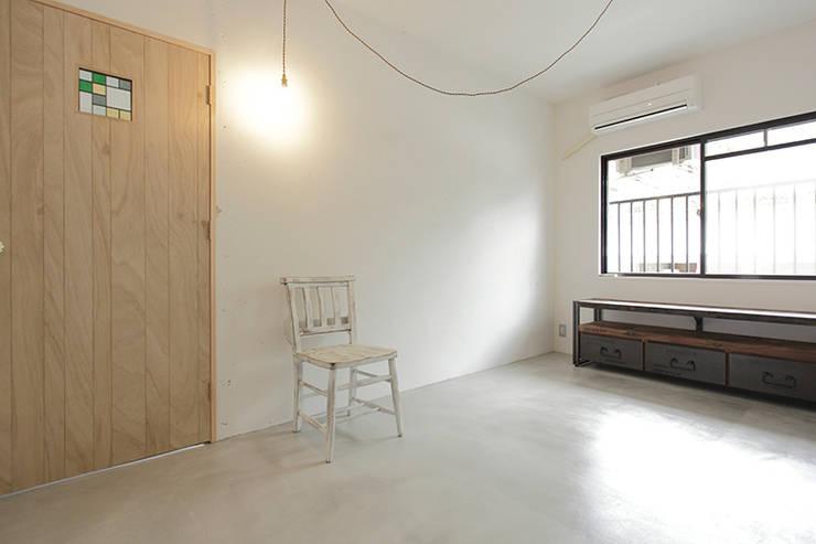 古江西の家Ⅰ: SWITCH&Co.が手掛けた和室です。