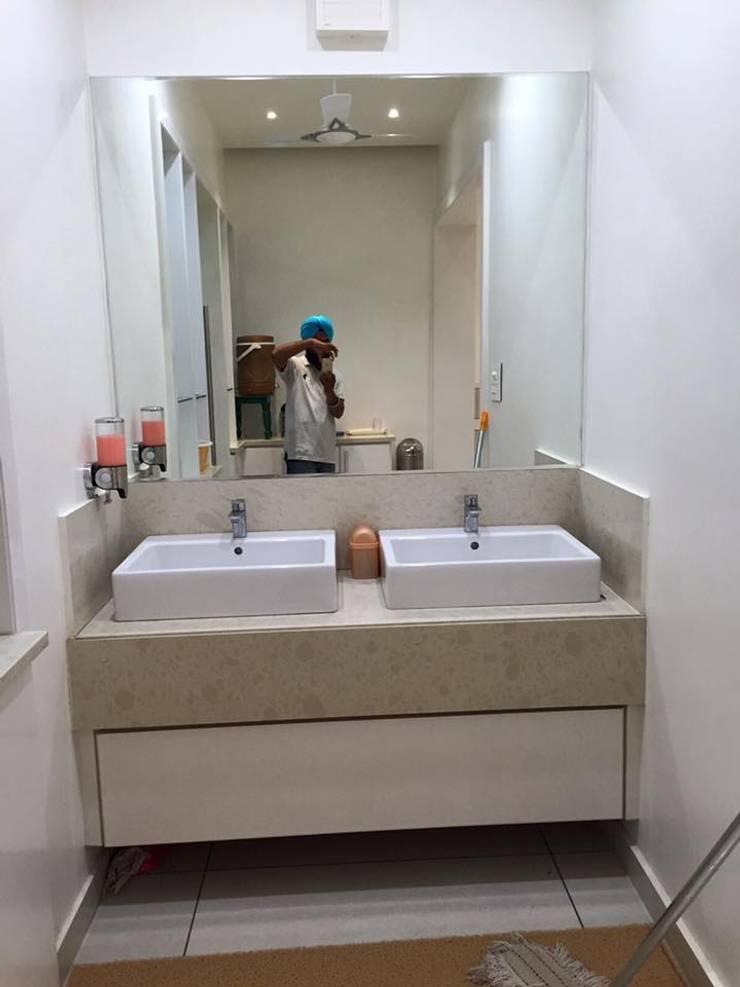 washroom :   by Square Designs