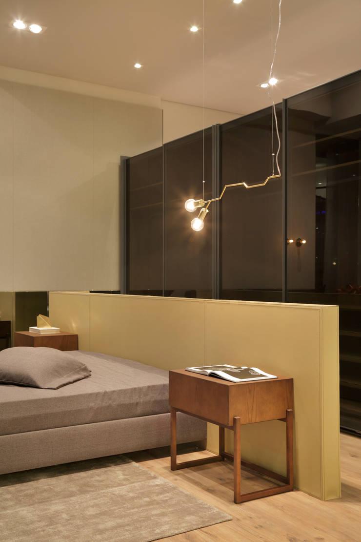 Schlafzimmer von Gisele Taranto Arquitetura,