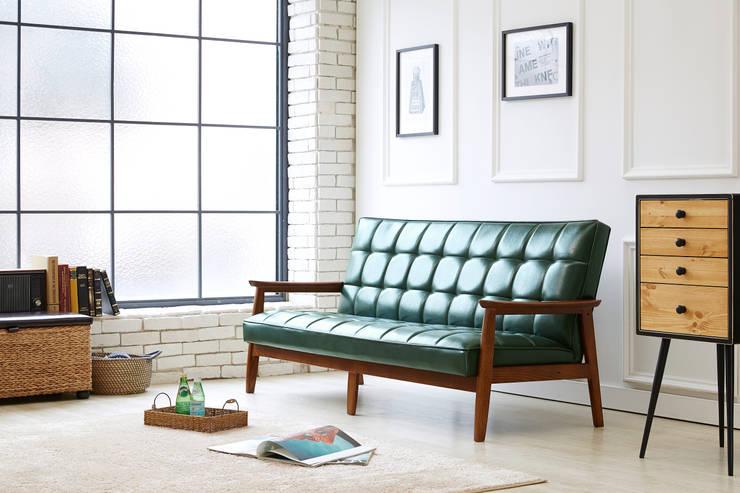 Byron D 3.0 Sofa: MöBEL-CARPENTER (모벨카펜터)의  거실