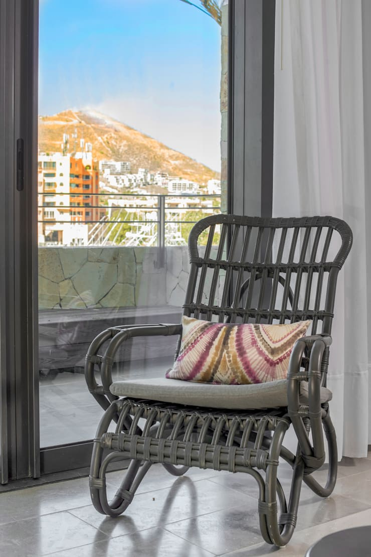 Breathless Los Cabos San Lucas. Hoteles de estilo moderno de Marbol industria Mueblera Moderno
