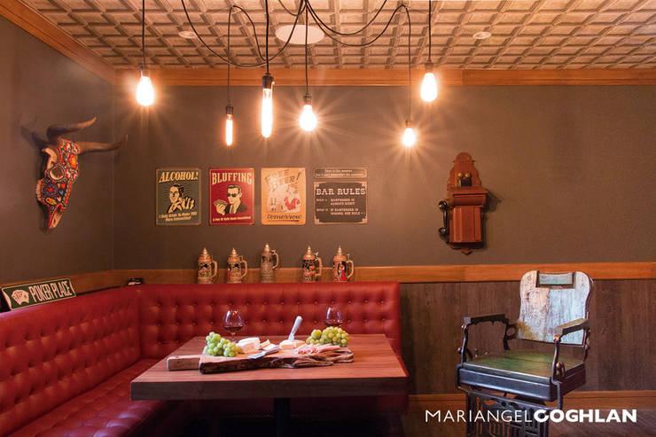 Wine cellar by MARIANGEL COGHLAN