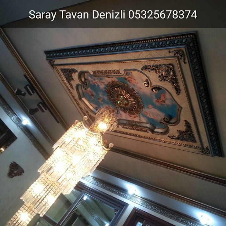 SARAY TAVAN DENİZLİ 05325678374 – osmanlı saray tavan:  tarz , Klasik