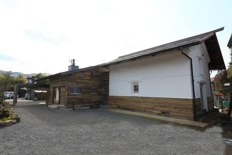 Rumah oleh アーキテクチュアランドスケープ一級建築士事務所, Modern