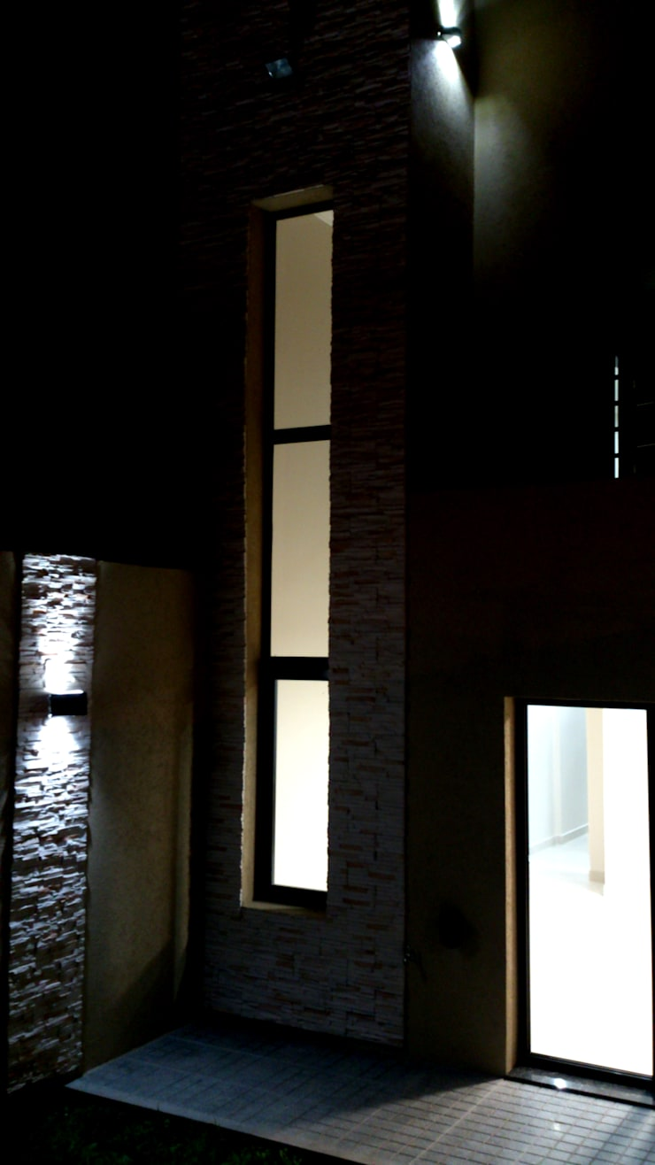 Casa Butteri: Casas de estilo  por Patricio Galland Arquitectura