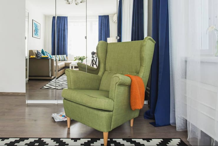 Кресло:  в . Автор – L'Essenziale Home Designs