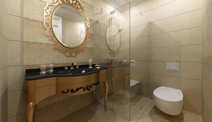 VERO CONCEPT MİMARLIK – Karadavut Villa:  tarz Banyo