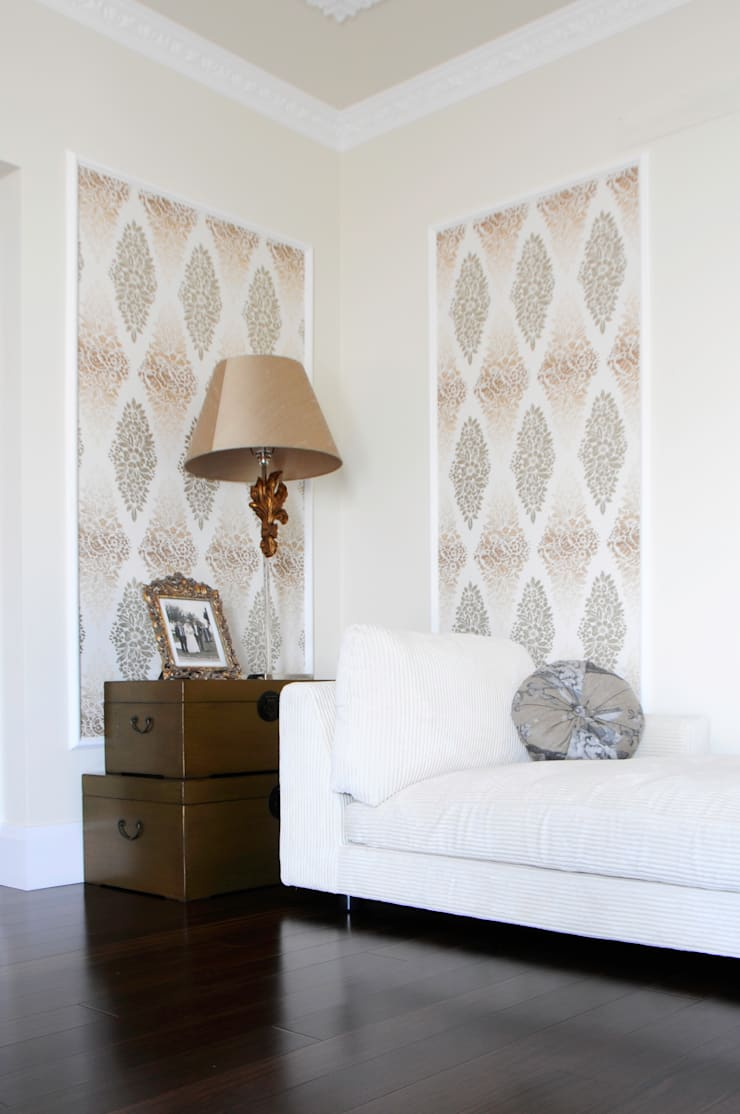 Suite 2: Quartos  por Amber Road - Design + Contract