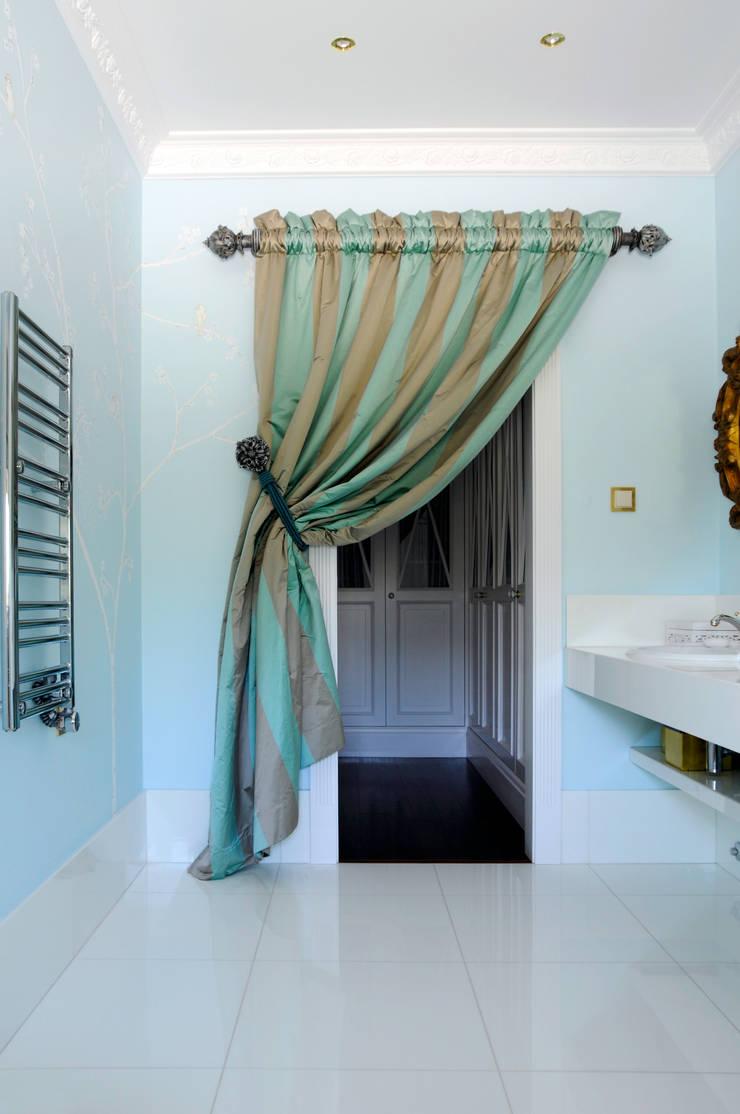 WC 1: Casas de banho  por Amber Road - Design + Contract