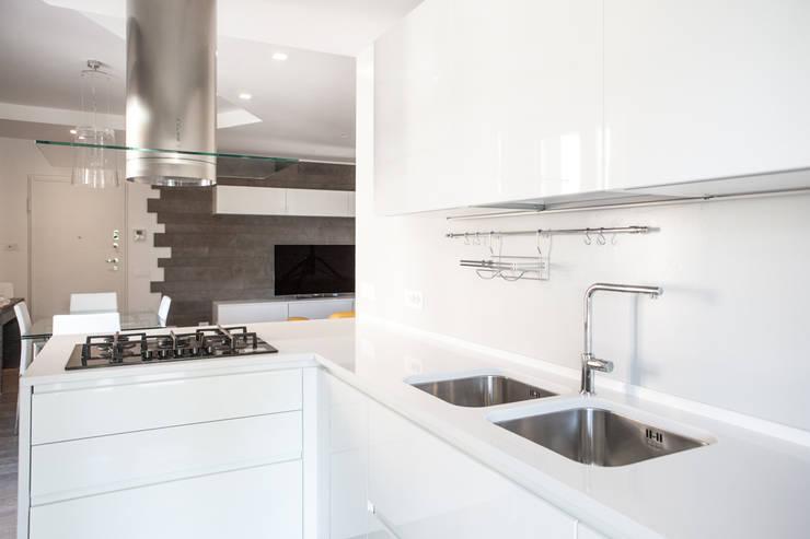 Abitazione privata: Bagno in stile  di Paolo Foglini Design